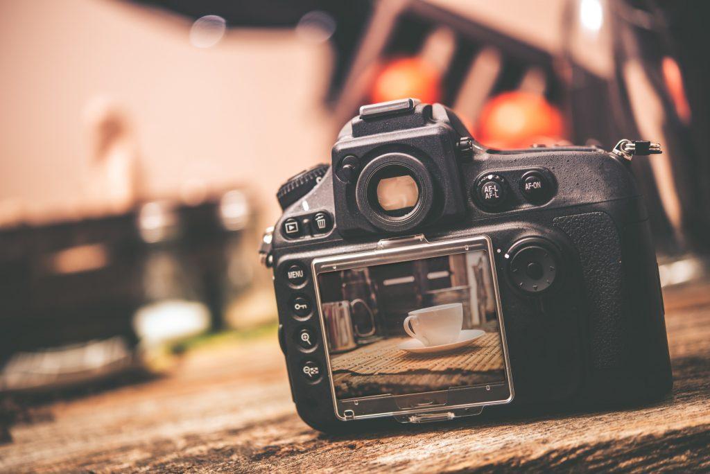 カメラの撮影モードの設定方法を簡単解説