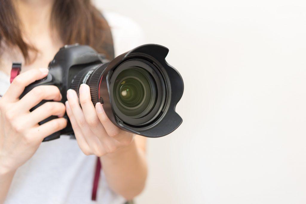 一眼レフカメラを選ぶときのポイント