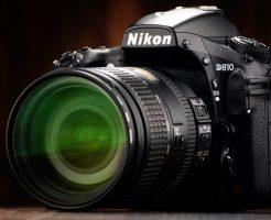カメラ初心者におすすめ!「Nikon」のデジタル一眼レフカメラ3選